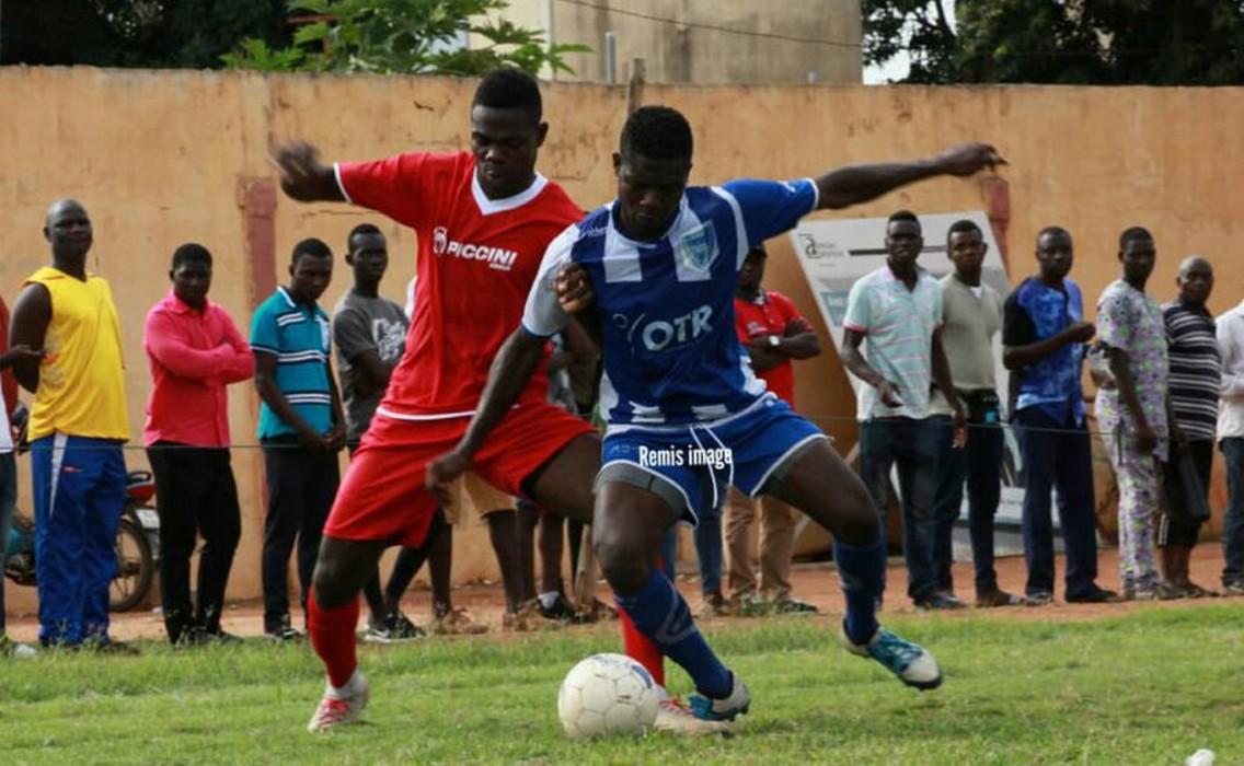 Togo/Football: Gomido confirme sa bonne santé en ce début de saison