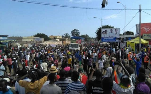 Togo : Le FCTD prend la rue pour libérer les prisonniers politiques