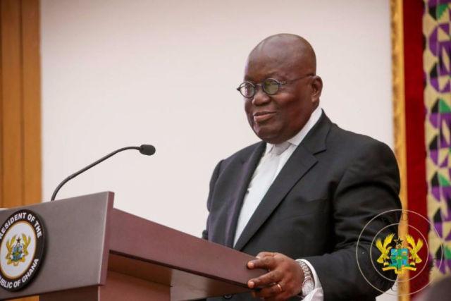 Nana Akufo-Addo sur la candidature de Faure Gnassingbé en 2020 : « C'est ce qui fait qu'il y a des difficultés dans la situation »