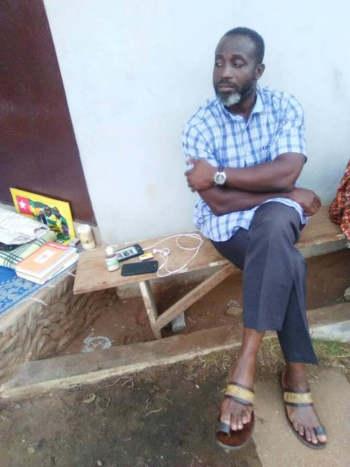 Togo : Nicodème Habia et le Cadavre Spirituel