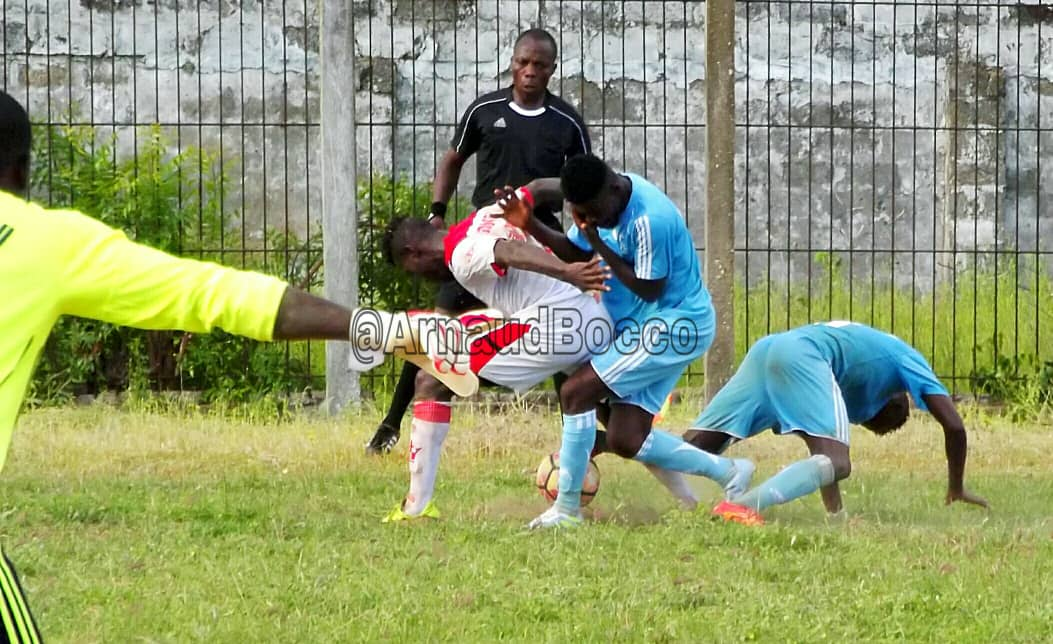 Togo/Football: D1-J5: le promu Sara sport prend la tête du classement