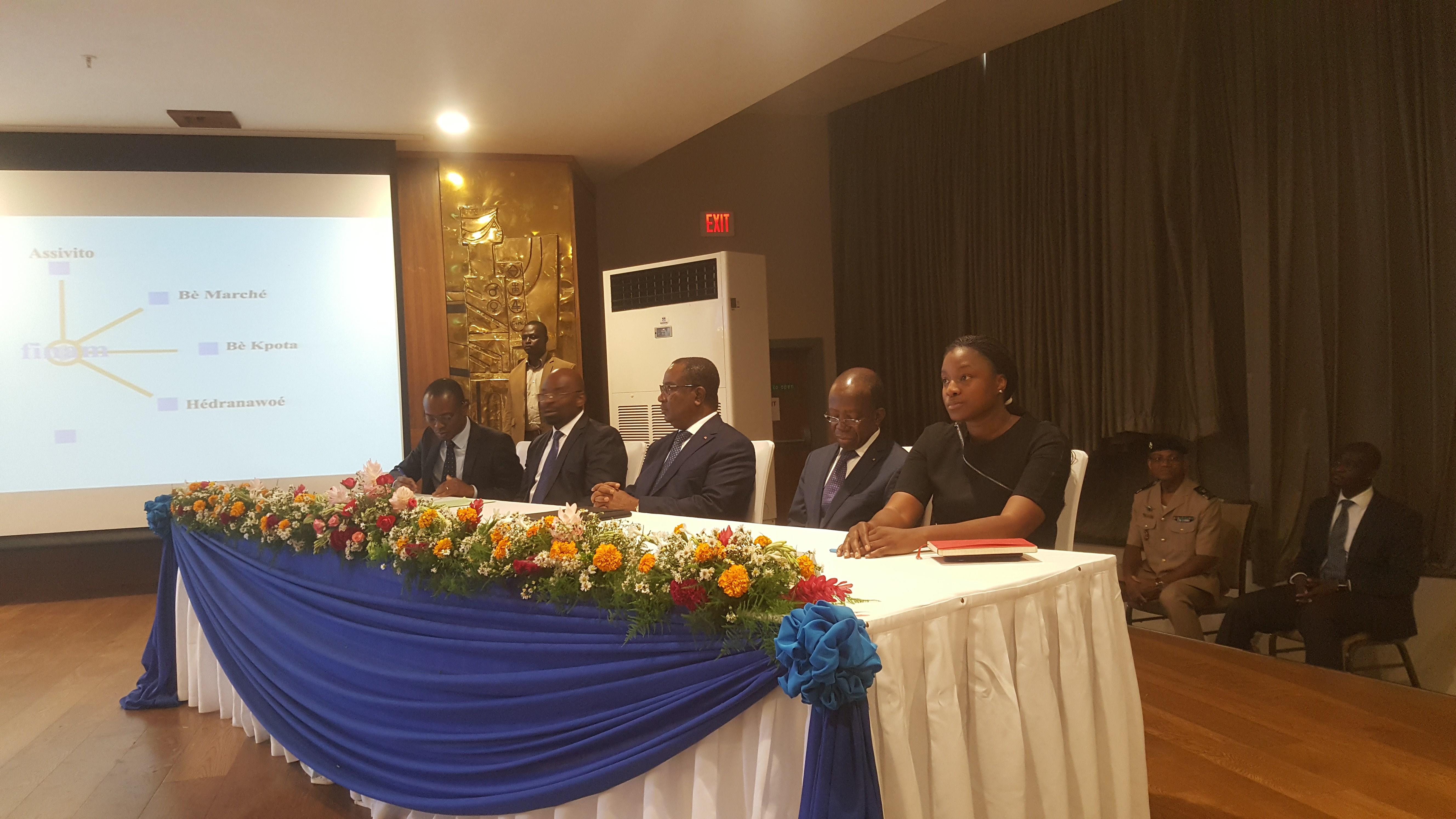 Microfinances: la FINAM veut propulser les jeunes entrepreneurs Togolais