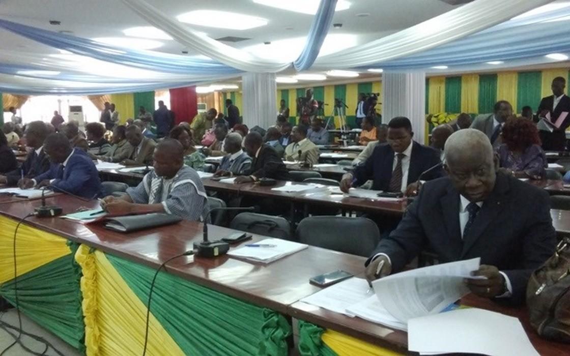 «Un projet de loi ne peut pas être déposé à l'Assemblée Nationale par une organisation internationale», Prof Nam-Tougli