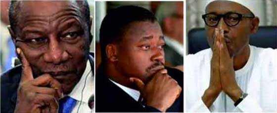 CONFIDENTIEL SUR  LA CRISE TOGOLAISE : M. Buhari met fin à la récréation,  Alpha casse la baraque                                                                             10 novembre 2018