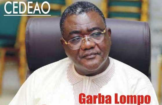 Togo CEDEAO : Garba Lompo, un fossoyeur                                                                             10 novembre 2018