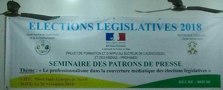 Silence, la France accompagne le RPT/UNIR dans son élection législative                                                                             29 novembre 2018