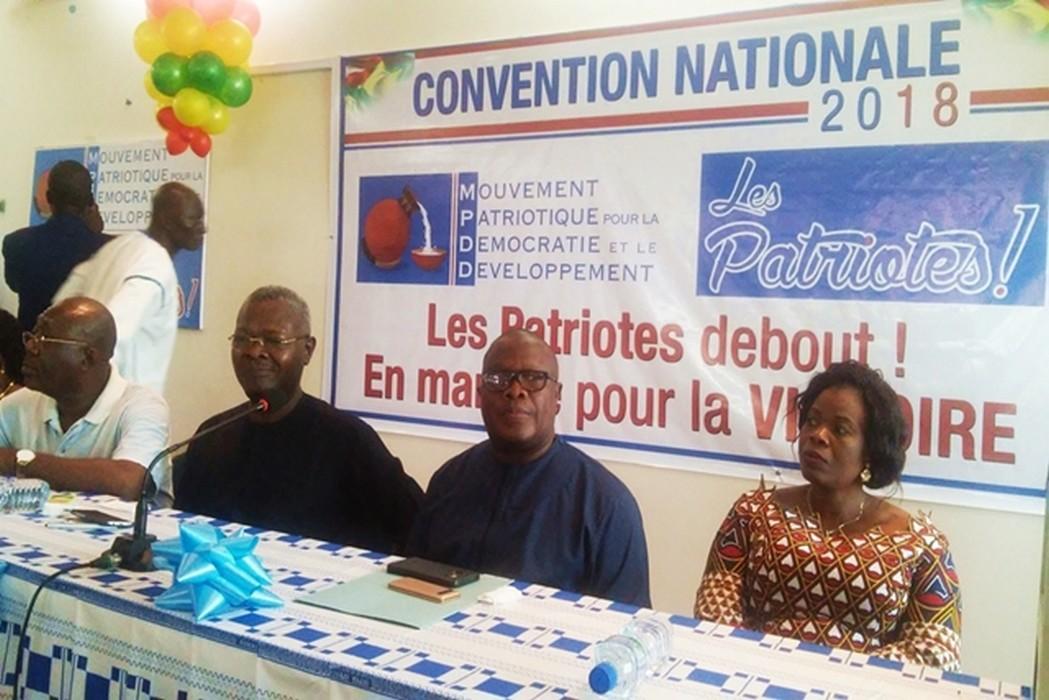 Togo: la jeunesse du MPDD prête à «faire sa part» dans le processus électoral