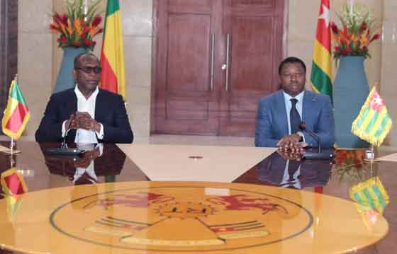 Communiqué final sanctionnant le sommet des chefs d'Etat de la Communauté électrique du Bénin (CEB)                                                                             28 novembre 2018