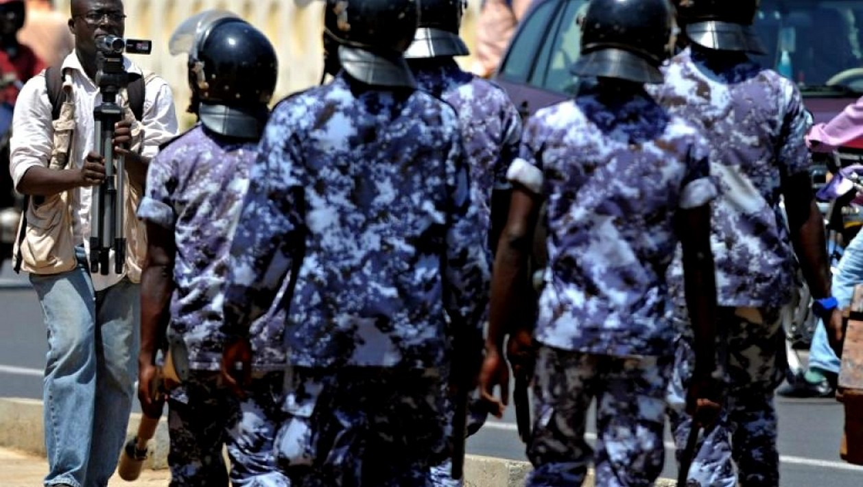1er jour de manifestation de la C14/Barrages sécuritaires dans la ville: Yark appelle la population à la prudence