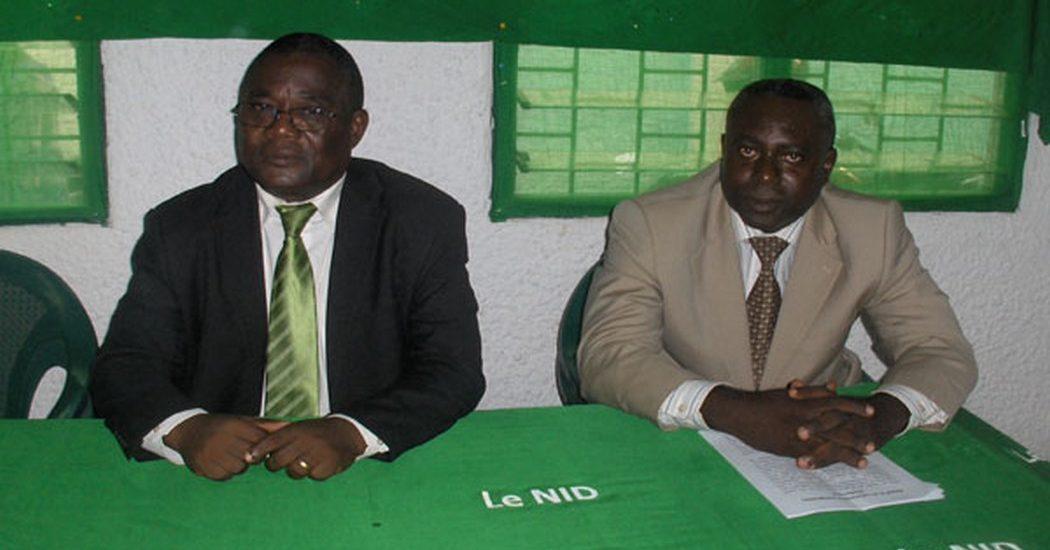 Marche pacifique de samedi, le parti le NID se joint à Togo Debout