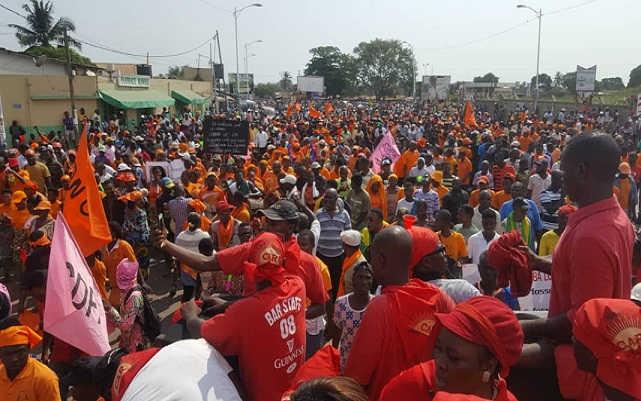 Togo : La Coalition des 14 Appelle le Peuple à Reprendre Massivement la Rue, les jeudi 29 novembre et samedi 01 décembre, pour Freiner le Régime Faure/RPT-UNIR…