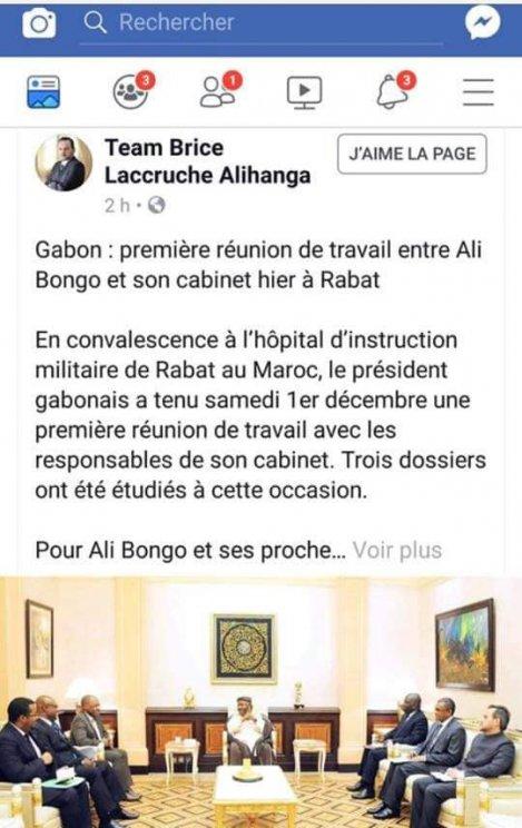 Santé d'Ali Bongo: le fake news du siècle de la présidence Gabonaise