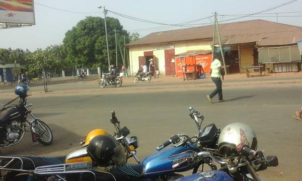 Sokodé et Dapaong ont respecté le mot d'ordre de « Togo mort »                                                                             4 décembre 2018
