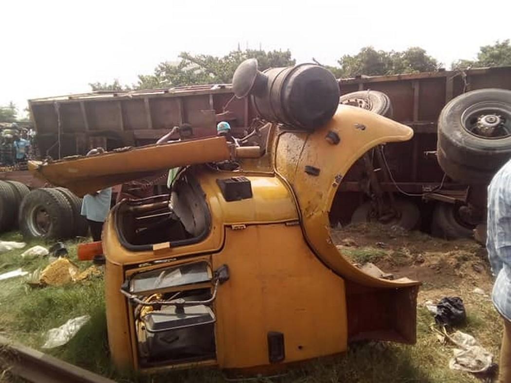 Un mort et plusieurs blessés dans un accident de circulation à proximité de Gbossimé