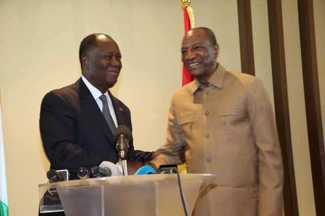 Alternance au Togo : Alassane Ouattara et Alpha Condé, des Torpilleurs !