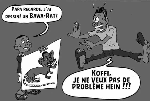 Togo : « Bawa-rat » Toujours dans la Pollution