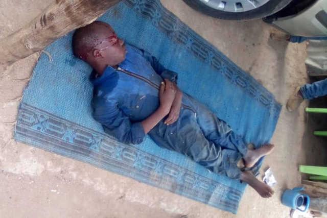 Un Mort au Togo est un Mort de Trop !
