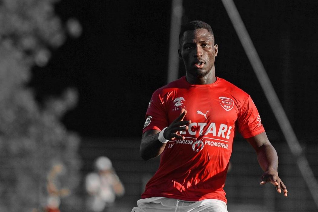 Football / Le Franco-togolais Kevin Denkey prêté à Beziers jusqu'en juin 2021