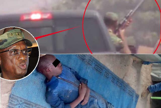 Togo, Enfant tué à la Chevrotine : Le Général Kadanga dans la tourmente