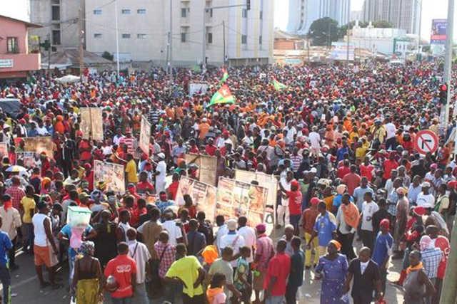 Togo : La C14 reporte sa manif du 12 janvier au 26 janvier