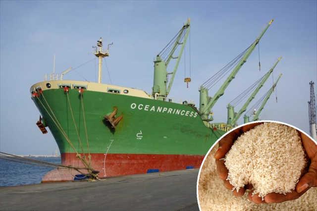 Togo, Commerce et Santé publique : Un Navire Rempli de Riz Impropre à la Consommation dans les Eaux Togolaises