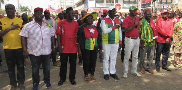 Togo : La Coalition est morte… Vive la Coalition                                                                             11 février 2019