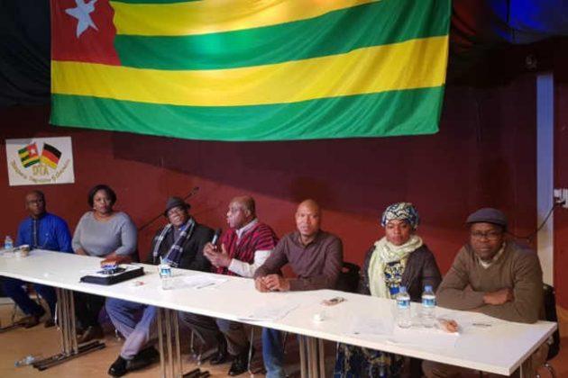 Togolais en Allemagne : Naissance de la DTA et Appel au Boycott des Intérêts Français tel que Air France.