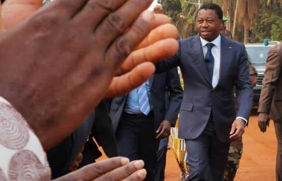 À Tabligbo, Faure Gnassingbé n'a pas reçu l'accueil souhaité                                                                             13 février 2019