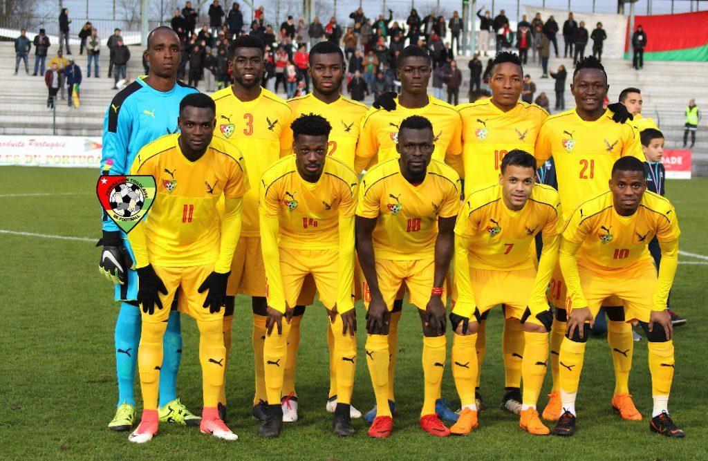 Classement FIFA – Février 2019 / Les Éperviers du Togo gagnent une place