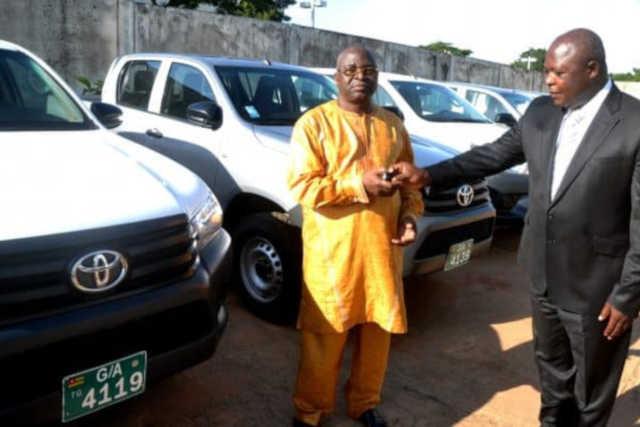 Togo : Ces plaques qui ne devraient pas circuler les week-ends