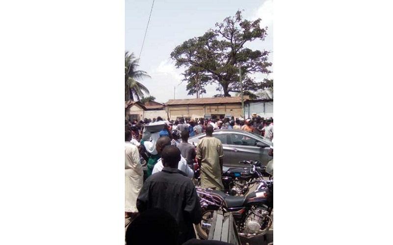 Braquage à Amoutiévé à Lomé : Plusieurs dizaines de millions de FCFA emportés