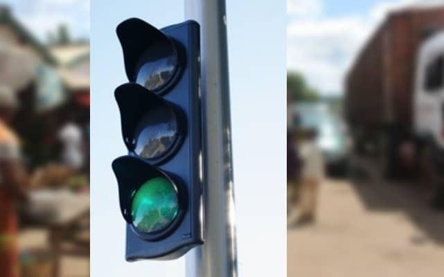 Les observations de la CDPA sur l'installation du feu tricolore à Atakpamé