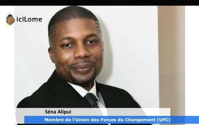 Séna Alipui : 'L'UFC est la vraie opposition au Togo'