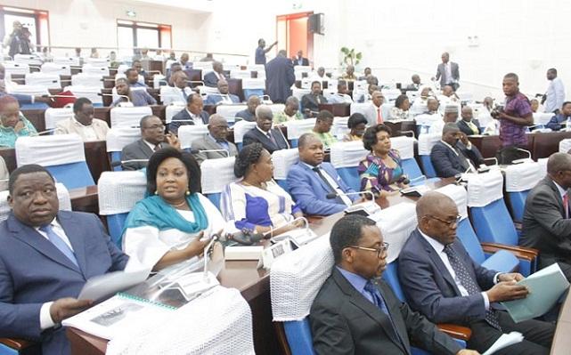 Assemblée nationale : 17 députés démissionnent…