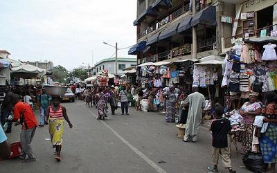 Alerte immeuble Kokéti : Un danger guette les marchands du grand marché de Lomé