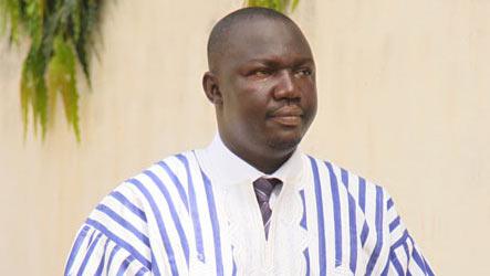 Gerry Taama plaide pour la mise en place d'un un service d'aide médicale urgente au Togo                                                                             14 mars 2019
