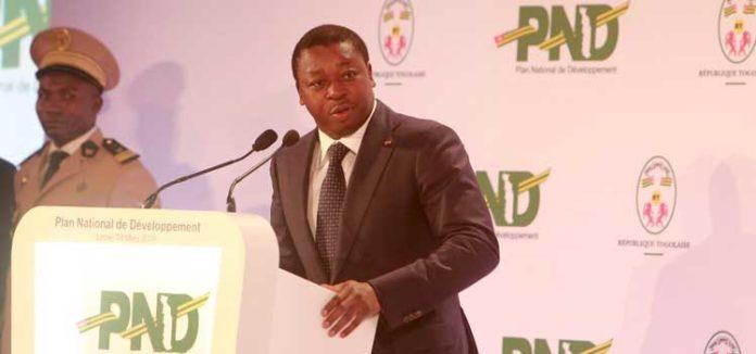 Discours de Faure Gnassingbé à l'occasion du lancement du Plan national de développement PND                                                                             4 mars 2019