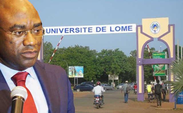 Togo, Recrutement à l'Université de Lomé : Un arrêté de la Présidence fait polémique