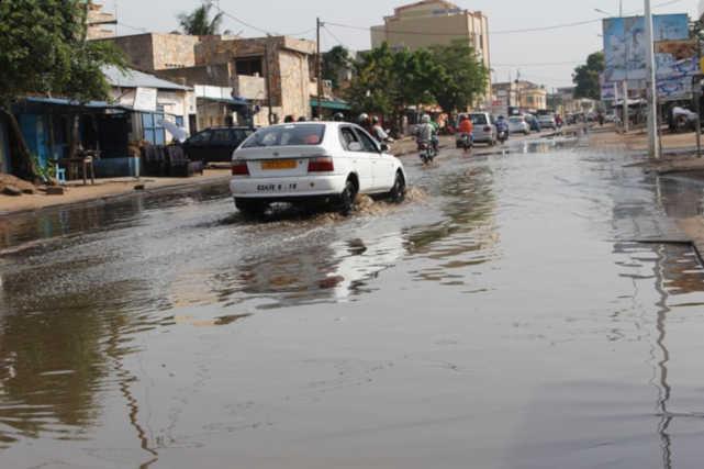 Togo : Ces routes à l'image de chantiers exécutés sans aucun sérieux