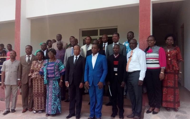 Le ministre Kossivi Egbetonyo engagé à redonner aux hôtels détenus par l'État, leur lustre d'antan