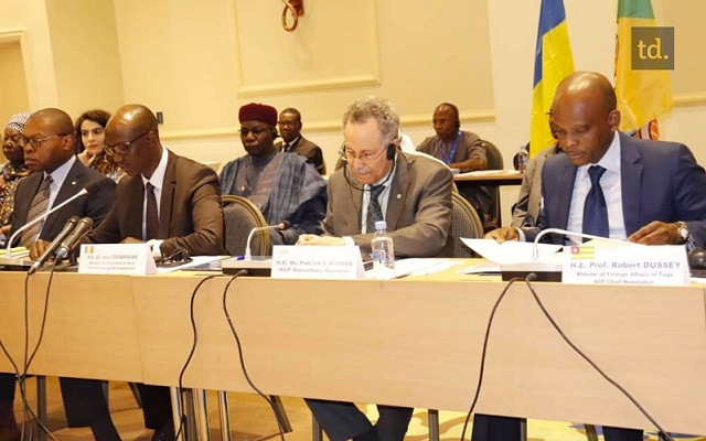 ACP-UE : poursuite des discussions au Tchad