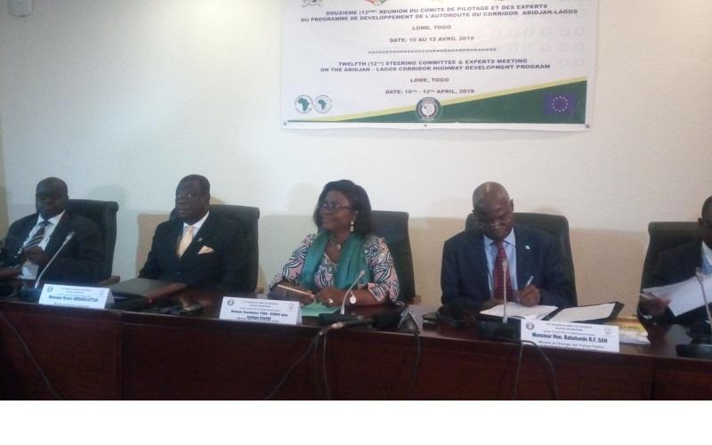 Corridor Abidjan-Lagos : Une session ministérielle à Lomé pour statuer sur le démarrage des travaux