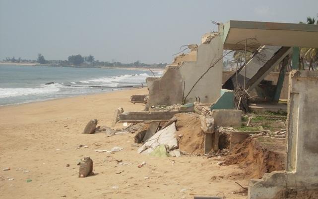Erosion côtière : Panorama des villages sinistrés