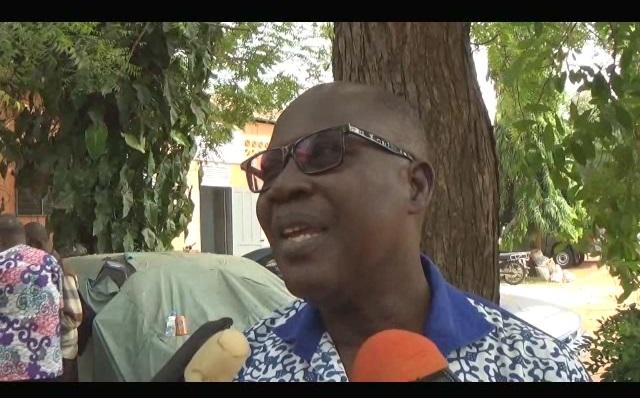 Prof. Kuakuvi Magloire : « Le jour où tous les Togolais sortiront dans les rues, nous verrons combien de personnes l'armée pourra tuer »