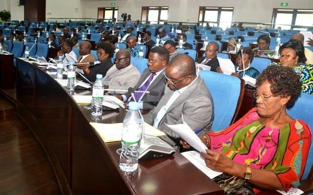 L'Assemblée nationale : Une date pour la mise en œuvre  des réformes politiques