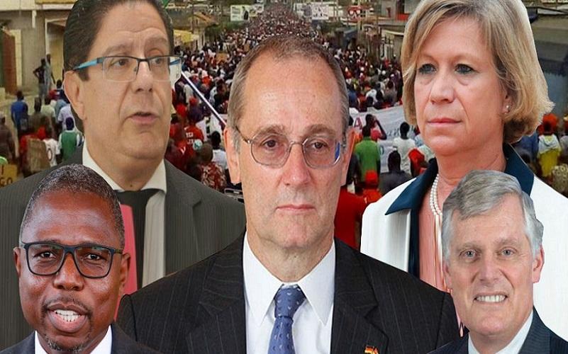 Interdiction déguisée des manifestations au Togo : Le Silence complice du groupe des 5