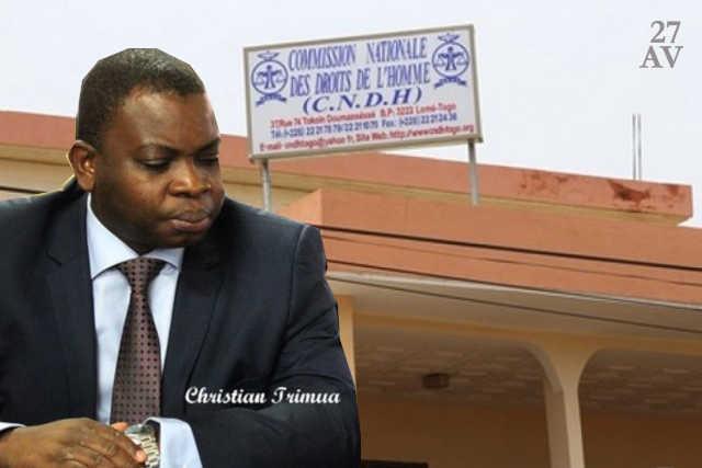 Togo, Légèreté ou Complicité dans l'«élection» des membres de la CNDH : Des membres Incompatibles à la fonction