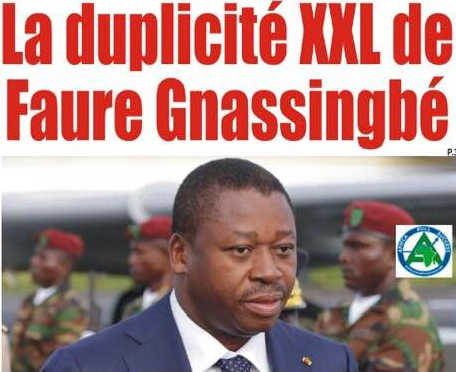 Togo, Empêchement du retour de François Boko : La duplicité XXL de Faure Gnassingbé