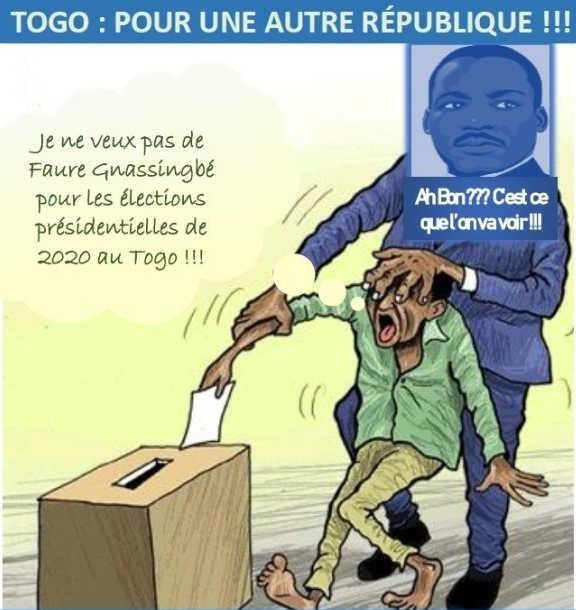 L'Avenir Démocratique du Togo : Une Transition Avant de Changer de République.