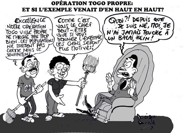 Opération «Togo Propre»: 5 ans après, constat d'échec !